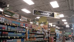 Live naturally (Retail Retell) Tags: kroger for goodness sake olympic spirit décor store powder springs road marietta ga retail rare package 1990s neon