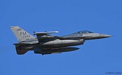87-0244 F-16C FIGHTING FALCON USAF (Apple Bowl) Tags: 870244 f16c fighting falcon united states air force homestead sharks makos raf lakenheath