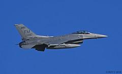 87-0287 F-16C FIGHTING FALCON USAF (Apple Bowl) Tags: 870287 f16c fighting falcon united states air force homestead sharks makos raf lakenheath