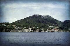 View of Lopud Island