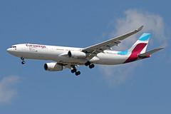 A330-3.OO-SFK (Airliners) Tags: eurowings brussels brusselsairlines 330 a330 a3303 a330300 a330343 airbus airbus330 airbusa330 airbusa330300 airbusa330343 sticker bizclassonboard iad oosfk 51619