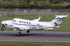 G-WVIP_06 (GH@BHD) Tags: gwvip beechcraft beech superkingair superkingairb200 kingair200 capitaltradingaviation bhd egac belfastcityairport bizprop corporate executive aircraft aviation