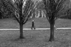 untitled (gregor.zukowski) Tags: warsaw warszawa street streetphoto streetphotography peopleinthecity candid blackandwhite blackandwhitestreetphotography bw urban park bródno fujifilm