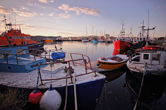 Arklow Harbour (Colin Kavanagh) Tags: arklow arklowtown arklowphotos arklowpics harbour boats fishingboat lifeboat water evening summerevening summer eveningsky goldenhour cowicklow wicklow loveireland lovearklow lovewicklow visitwicklow fishingboats ropes outandabout photographyireland photos phototourism ngc