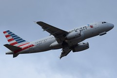 N808AW (LAXSPOTTER97) Tags: american airlines airbus a319 a319100 n808aw cn 1088 airport airplane aviation cyvr