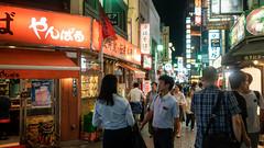 Shinjuku (samstandridge) Tags: tokyo shinjuku city downtown japan japanese sony photography people alpha a7riii a7r adventure asia a7 travel walk walking sam standridge