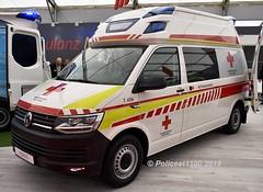 Osterreichisches Rotes Kreuz VW Transporter Ambulance (policest1100) Tags: austrian rotes kreuz ambulance vw transporter
