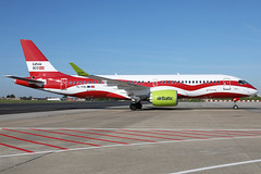 YL-CSL 13052019 (Tristar1011) Tags: ebbr bru brusselsairport airbaltic bombardier cseries cs300 airbus a220300 bcs3 ylcsl latvia latvia100