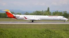 EC-MTO (Breitling Jet Team) Tags: ecmto air nostrum bombardier crj1000 euroairport bsl mlh basel flughafen lfsb eap