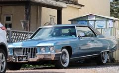 OFL 313J (Nivek.Old.Gold) Tags: 1971 cadillac coupe de ville 7700cc