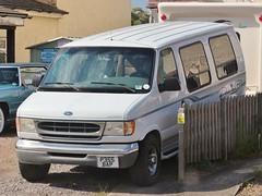P355 BAP (Nivek.Old.Gold) Tags: 1997 ford e150 econoline universal custom conversion van 7600cc diesel