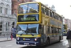 Dublin Bus AV423 (05D10423). (Fred Dean Jnr) Tags: dublinbus volvo b7tl alexander alx400 dublin september2012 shill dublinbusyellowbluelivery busathacliath av423 05d10423 damestreetdublin dublinbusroute16c