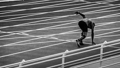 Urdimbre (elianaile) Tags: photography bnw blackandwhite photo laphotographer mifoto bw чб чбфото monochrome photobw photoart bnwinst monoart bnwmood monochromatic atletismo atletisme sportphoto sport sportphotographer sportphotos instablackandwhite архитектура