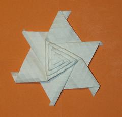 9-Himalayan summit molecule (mganans) Tags: origami tessellation