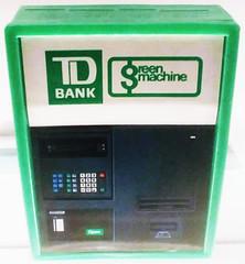 ATM coin bank (Will S.) Tags: bankmachine atm piggybank abm coinbank coins mypics bankofcanada museum ottawa ontario canada currency bankofcanadamuseum