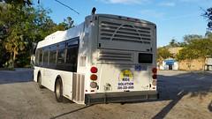 171105_064_Putnam_TheRideSolution37 (AgentADQ) Tags: putnam county florida palatka amtrak station transit bus buses eldorado ride solution