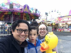 East Coast Amusements carnival at Forest Hills (brownpau) Tags: iphonex canada novascotia halifax eastcoastamusements carnival brownpau amykow pauloandamyandezra ezraordo ezra fair