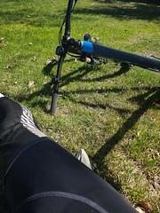 Bicycle Trip Training (Bracus Triticum) Tags: bicycle trip training calgary カルガリー アルバータ州 alberta canada カナダ 4月 四月 卯月 shigatsu uzuki unohanamonth 2019 平成31年 spring april