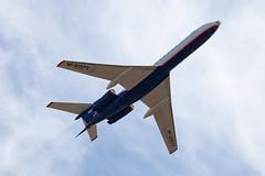 (Alexcenere) Tags: tu134 sigma 135400 plane spotting airplane sky