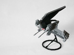 [ g h o s t ] (Dead Frog inc.) Tags: spaceship lego cyberpunk vehicle starfighter