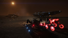 Beagle Point (Rendevous)7 (Cmdr Hawkshadow) Tags: aspexplorer anaconda distantworlds2 srv elitedangerous