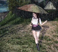 Crying in the Rain 💔 (ღ Sɑrɑɑh Drɑgoone ღ) Tags: avatar av avi bentoav body bento brazil cute color cry delicius event secondlife sexy mesh genus gente new sensual retrato secondlifephoto head fashion flower face forest farm girl gorgeous gameonline game girls hair hairslyle pic lifestyle wix rain umbrella kawaii kawaiisl love luzes ligth lake maitreya moemoe music nature outfit woman pose portrait power photo pink princess pretty pastel peace poses paint people rose sl shop sweet style shine tfs tattoo tree vacation wet bfstore