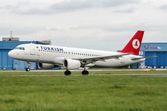TC-JLF (PlanePixNase) Tags: aircraft airport planespotting haj eddv hannover langenhagen turkish turkishairlines airbus a320 320