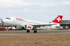 HB-IPS (PlanePixNase) Tags: aircraft airport planespotting haj eddv hannover langenhagen swiss airbus 319 a319