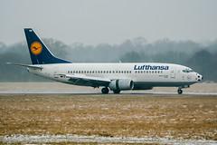 D-ABEB (PlanePixNase) Tags: aircraft airport planespotting haj eddv hannover langenhagen lufthansa boeing 737