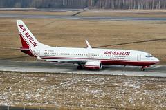 D-ABAE (PlanePixNase) Tags: aircraft airport planespotting haj eddv hannover langenhagen airberlin boeing 737