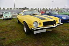 1975 Chevrolet Camaro LT (pontfire) Tags: 1975 chevrolet camaro lt 75 70s jaune yellow chevy pony cars fbody américaine american oldtimer voiture old antique vieille ancienne collection car auto autos automobili automobile automobiles voitures coche coches wagen pontfire vintage classique bil αυτοκίνητο 車 автомобиль la en vieux ancien automotive coupé us usa 自動車 מכונית super hugger 2door sport sports sportwagen sportive gm general motors v8 moto rétro rouen 2018