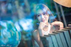 DSC_5344 (Robin Huang 35) Tags: 李壹 leona 板橋書店 書店 人像 portrait lady girl nikon d850 板橋區 新北市 中華民國