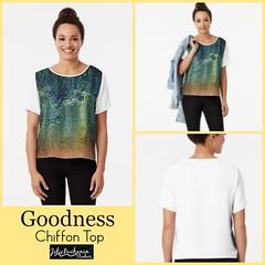 Goodness Chiffon Top (Jolie B Studios) Tags: jbsart top chiffon goodness