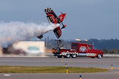 171105_038_JaxAS_JetTruck (AgentADQ) Tags: skip stewart pitts s2b aerobatic stunt plane shockwave jet truck jacksonville nas air show airshow