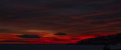 sunset 21. nov. 2006 (gormjarl) Tags: sun sunset water spain almuñecar