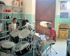 #prove #saggio 🙌 #scuoladimusica #frankzappa #2004s 🔊  #batteria #musica #concerti #drum 🎵  #enricod'angeloantonio #musicaoriginale 🎥#elettritv💻📲 #webtv #music #drummer #fabiomazzoni  #webtvmu (ElettRisonanTi) Tags: maglianosabina elettritv webtv batteria musica italy saggio musicaoriginale canalemusicale 2004s music drum tibervalley sottosuolo underground scuoladimusica drummer frankzappa dalvivo concerti italia webtvmusicale