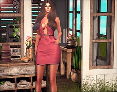 ♔ LoTd 439 (Morena Zenoria) Tags: ana boutique poses pose fair posefair avale treschic myrrine cosmopolitan lelutka vallani maitreya sl second secondlife life blogger blog