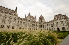 Grounds of Hungarian Parliament 5 (rschnaible) Tags: budapest hungary europe outdoors sight seeing building architecture parliament grounds government work production