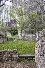 Jardín de uno de los aposentos (lebeauserge.es) Tags: rascafría madrid elpaular monasterio