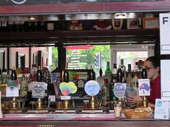 Wigan Central Beer Fest (deltrems) Tags: wigan beer fest festival central wigancentral greater manchester pub bar inn tavern hotel hostelry house restaurant inside interior real ale handpulls handpumps pump clips
