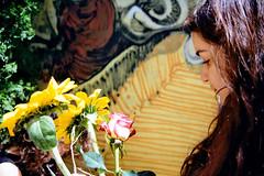 #analogue #film #filmphotography #pentax #portrait #school #35mm #prom #art #sunflower (stefmalyova) Tags: art pentax prom school filmphotography 35mm analogue film portrait sunflower