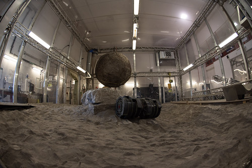Big Bin at NASA Swamp Works