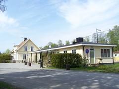 Rydbo station (tompa2) Tags: rydbo järnvägsstation uppland