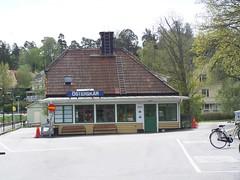 Österskärs station (tompa2) Tags: österskär järnvägsstation uppland