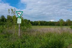 Naturschutzgebiet (KaAuenwasser) Tags: naturschutzgebiet schild landschaft wald sträucher büsche pflanzen natur wildnis wiese feuchtgebiet 2019