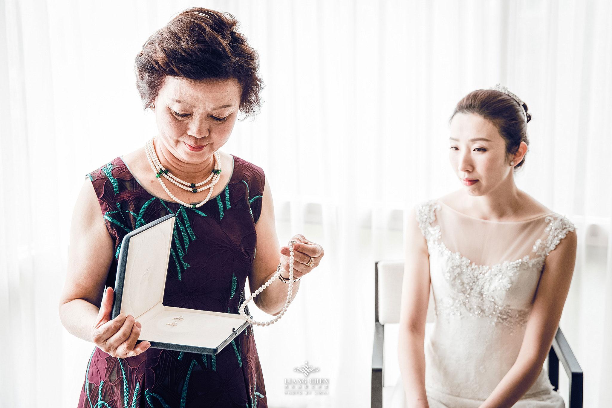 婚禮紀錄 - 我們與母親的距離