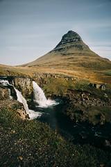 Icelandic classic (desomnis) Tags: kirkjufell mountain iceland northerneurope europe landscapephotography landscapes landscape desomnis canon5dmarkiv 5d canon naturephotography kirkjufellmountain