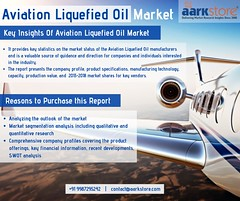 Global Aviation Liquefied Oil Market, Size and Forecast to 2024 _ aarkstore.com (charanjitaark) Tags: aviationliquefiedoilmarket aviationliquefiedoilprice aviationliquefiedoilmarketsize aviationliquefiedoilmarketshare aviationliquefiedoilmarkettrend aviationliquefiedoilmarketanalysis aviationliquefiedoilmarketforecast