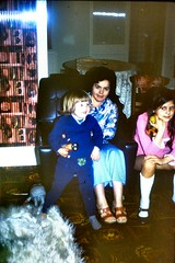 516_KeithElvieDebApril1972 (wrightfamilyarchive) Tags: keith elvie debbie wright april 1972 1970s 70s seventies