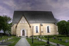 Hjälsta Church (fixaraffe) Tags: hjälstachurch uppland
